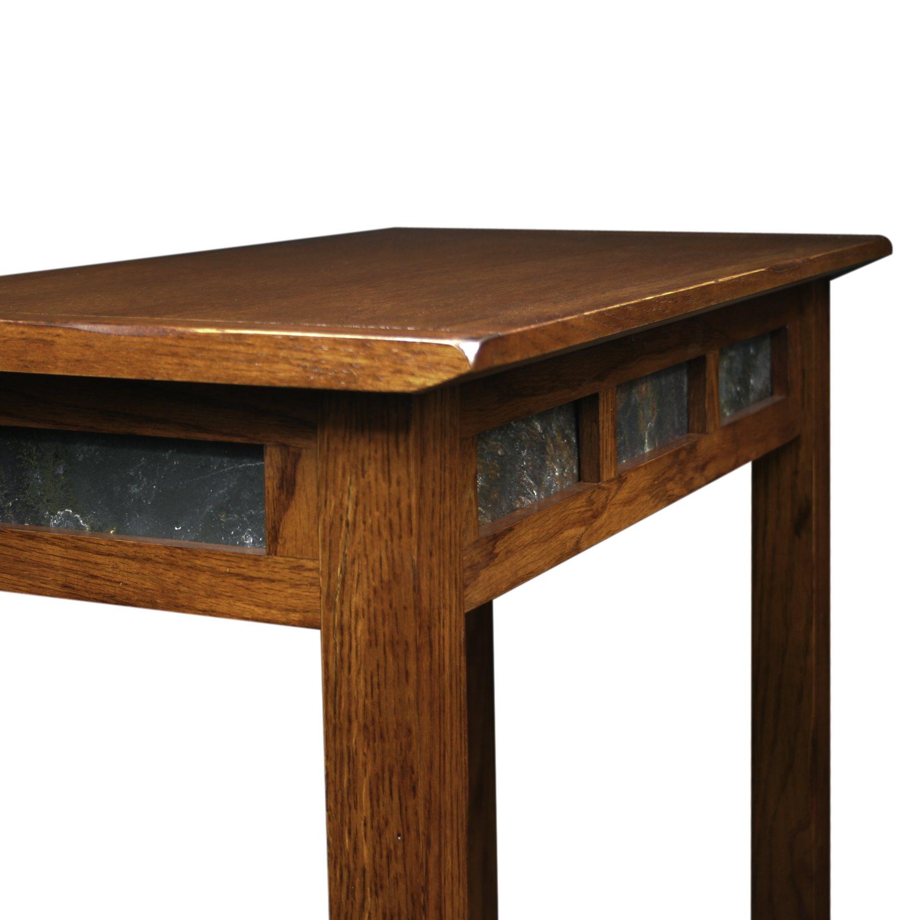Leick Furniture Favorite Finds Rustic Oak Rustic Slate