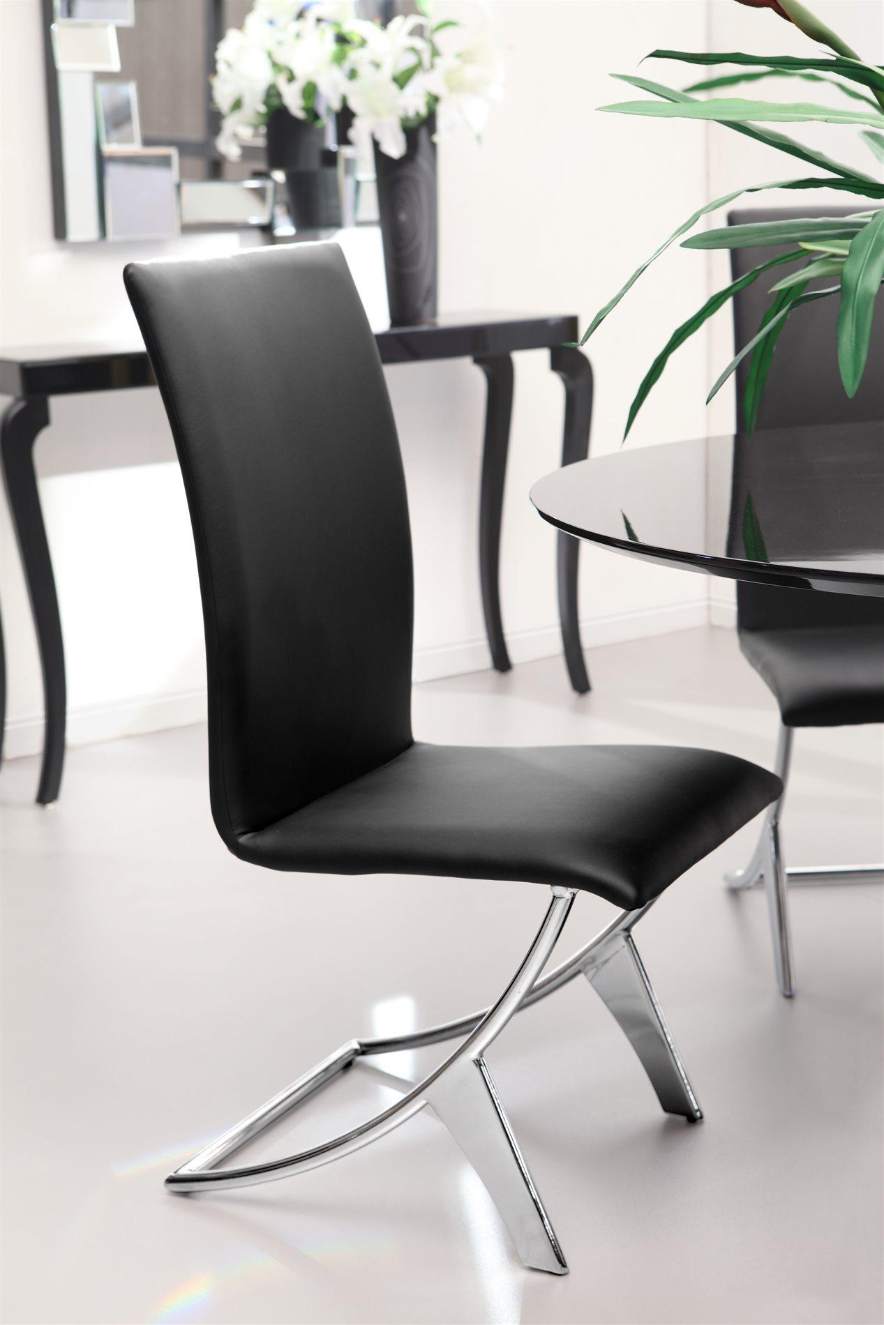 Zuo Modern 102101 Delfin Modern Dining Chair Pack Of 2