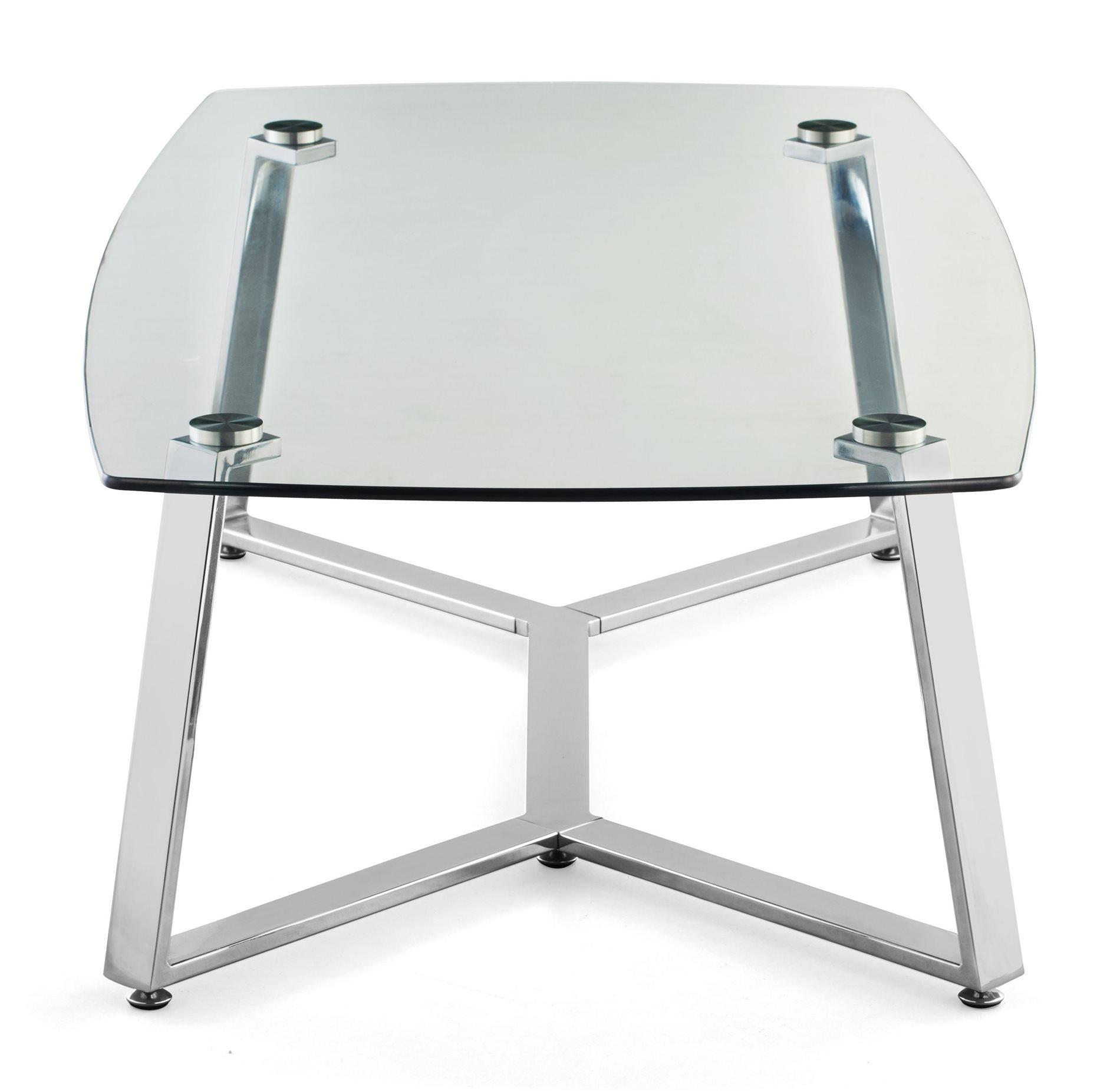 Zuo modern 102135 lemon drop modern long coffee table zm for Zuo coffee tables