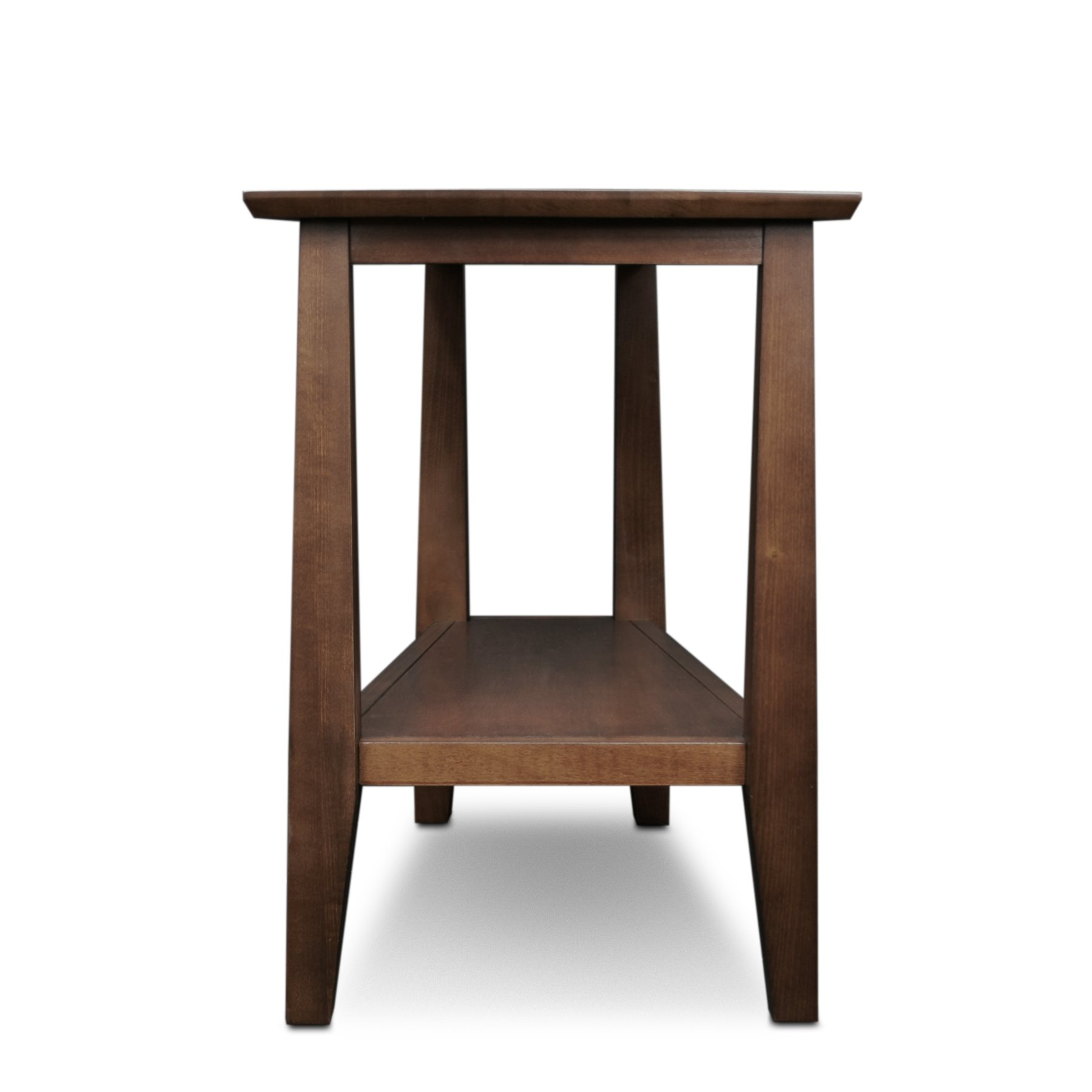 Leick Furniture Delton Sienna Recliner Wedge Table
