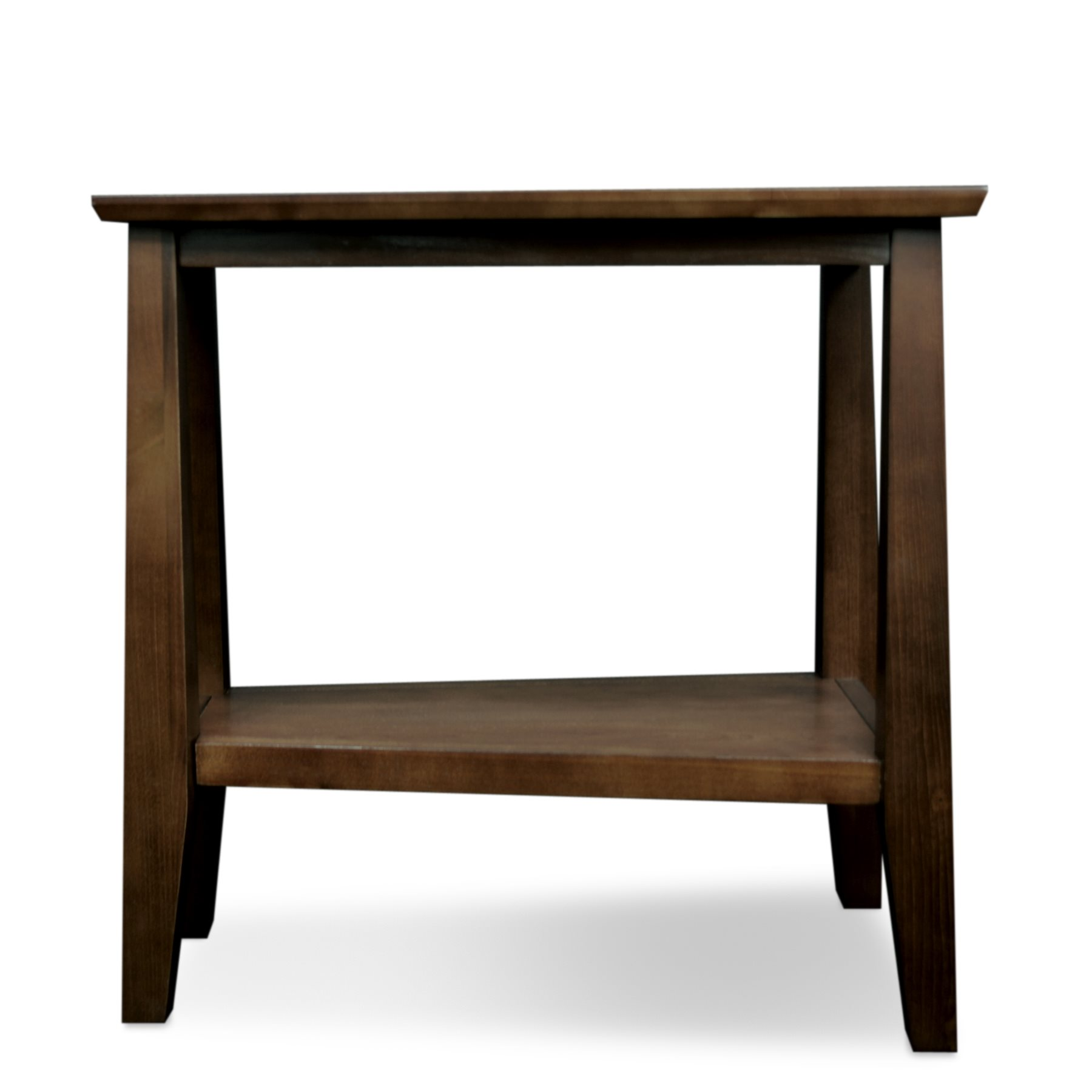 Leick Furniture Delton Sienna Recliner Wedge Table 10402