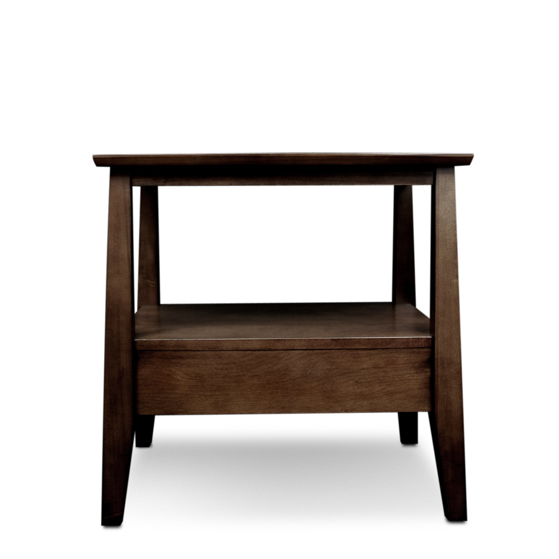 Leick Furniture 10407 Delton Drawer End Table Lei 10407