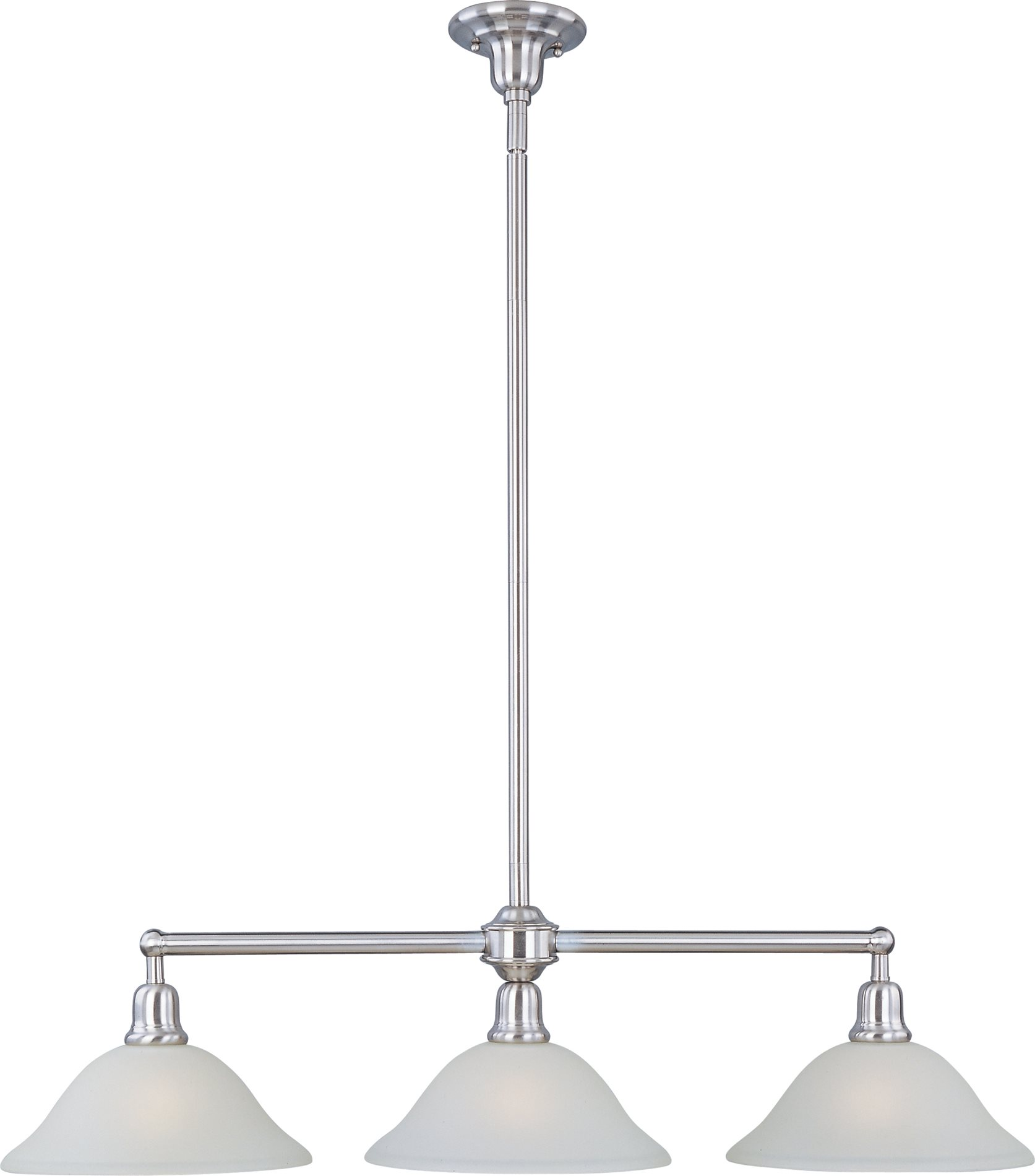 Maxim Lighting 11093SVSN Bel Air Transitional Kitchen