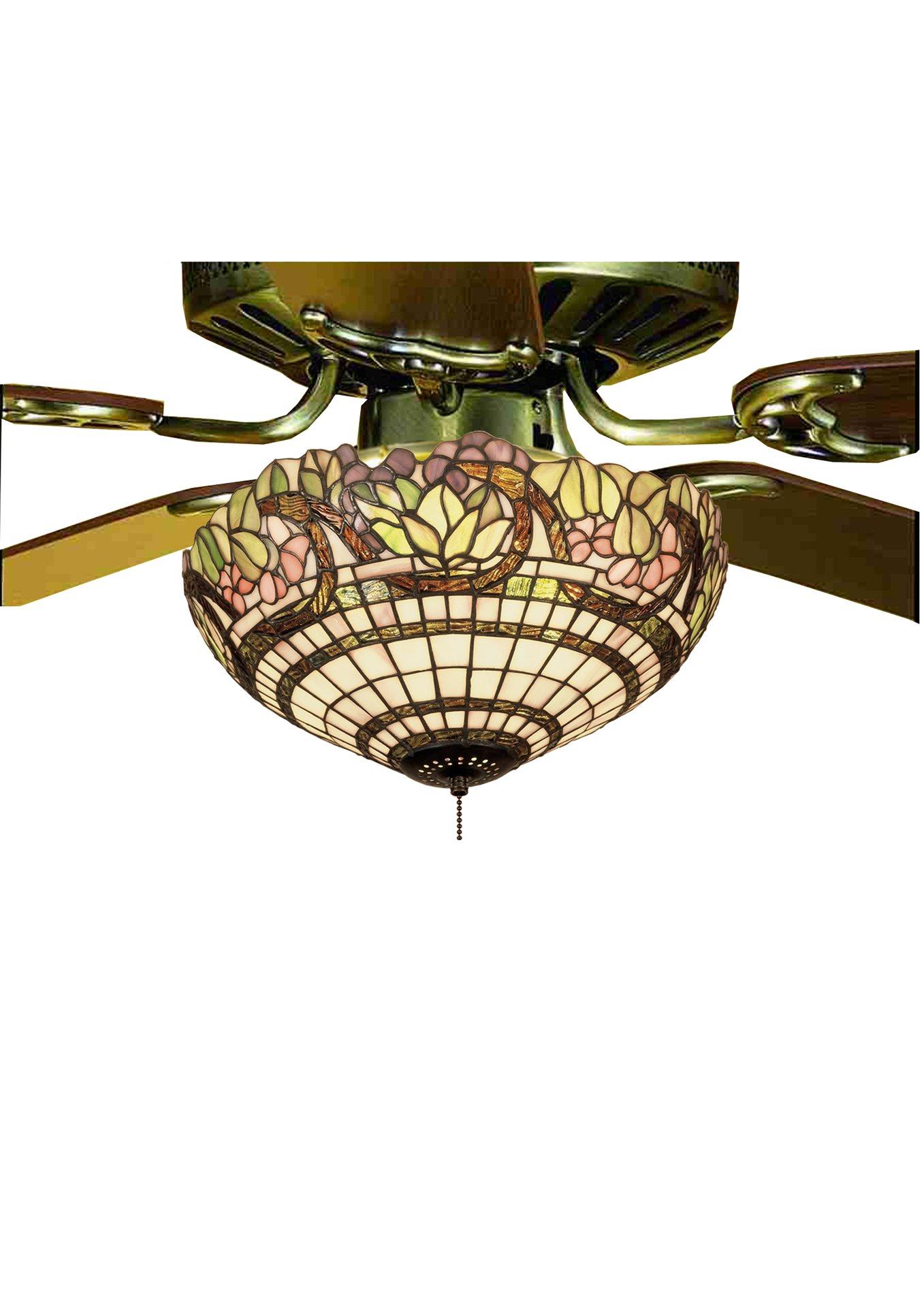 Meyda Tiffany 12706 Handel Grapevine Tiffany Light Kit Md