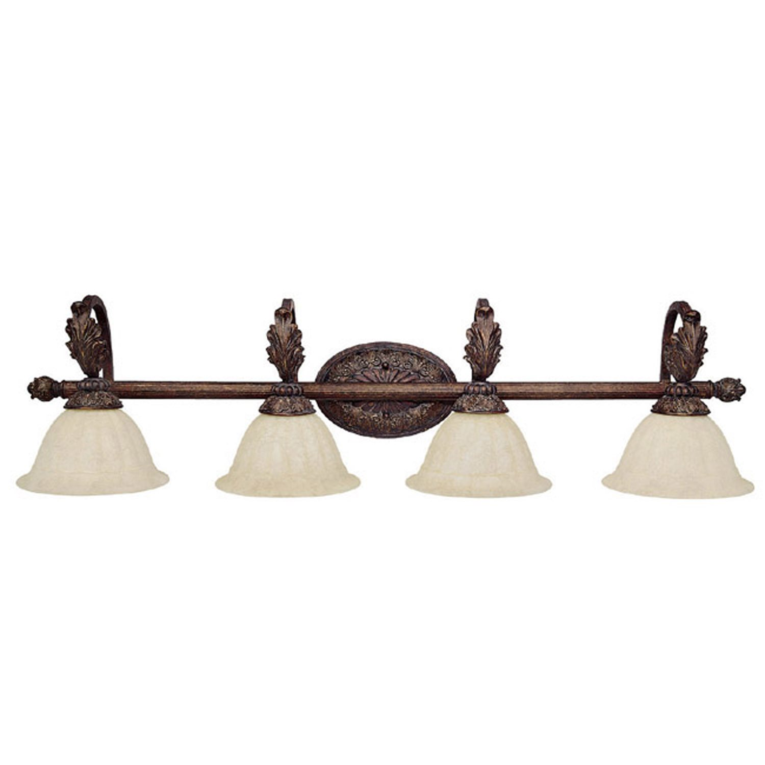 Capital lighting 1374gb 260 monarch traditional bathroom for Traditional bathroom vanity lights