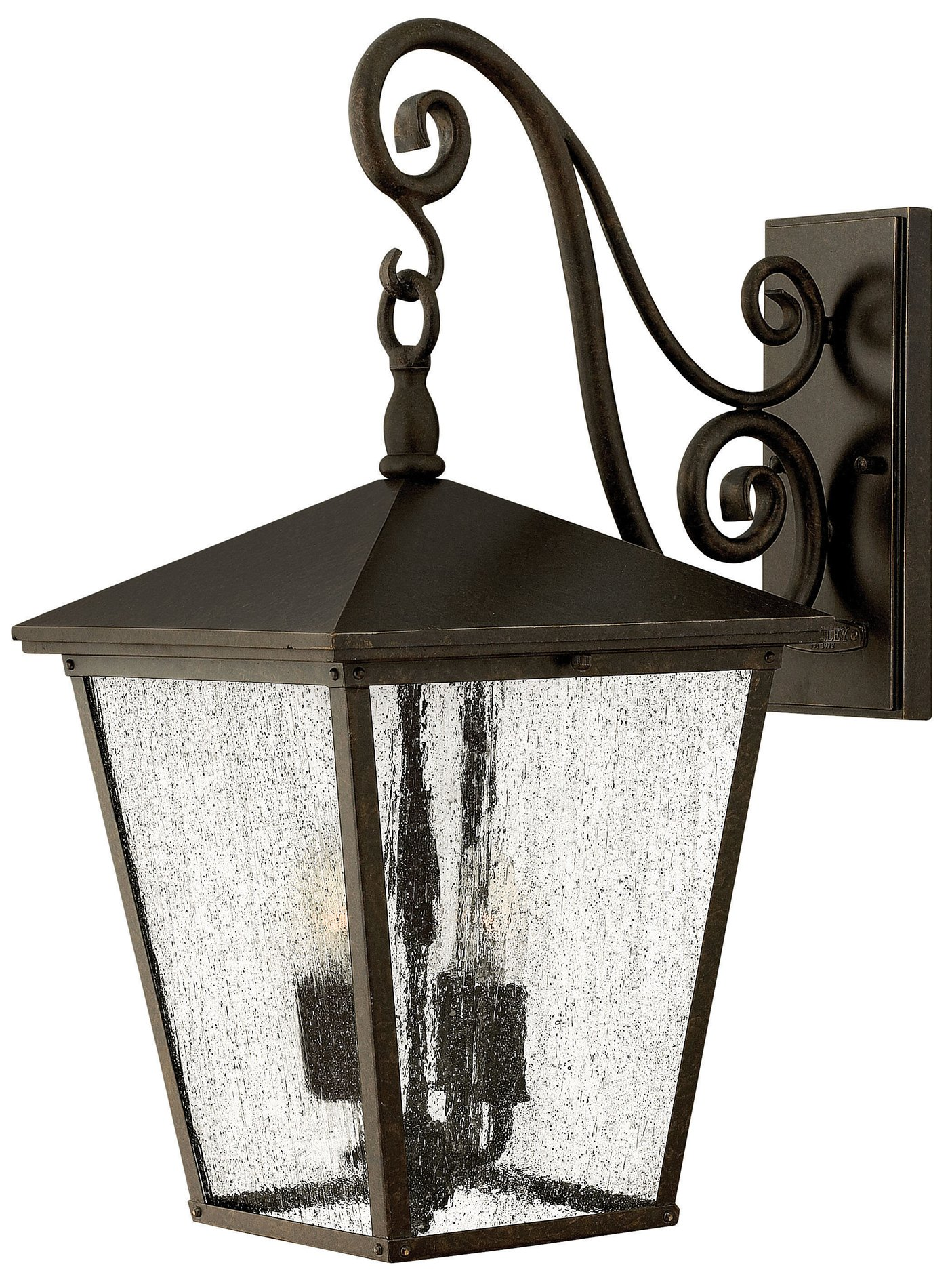 Hinkley Lighting 1435RB Trellis Traditional Outdoor Wall Sconce - Large HK-1435-RB