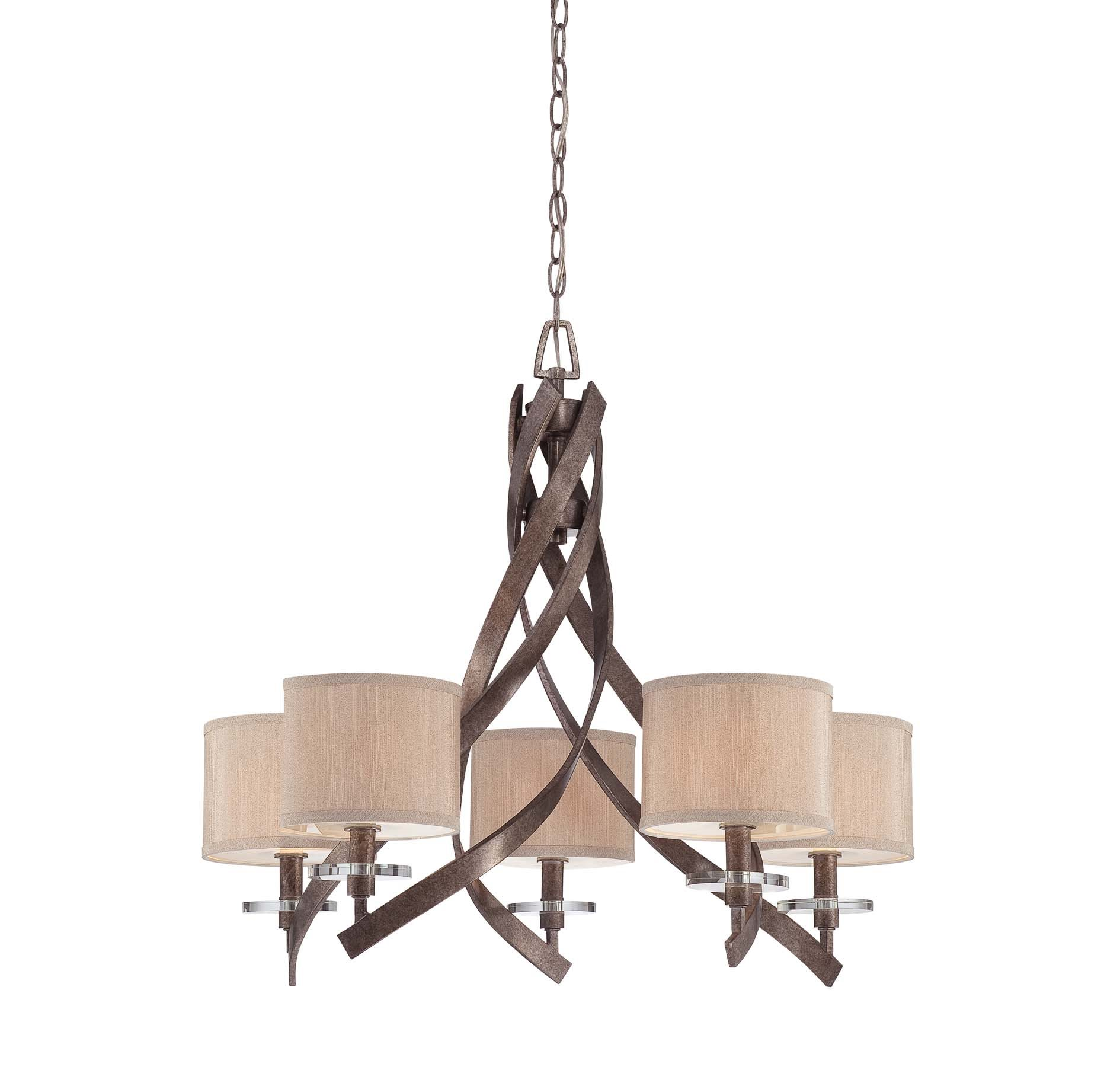 Luzon Transitional Chandelier Xhvs 582 5 1344 1