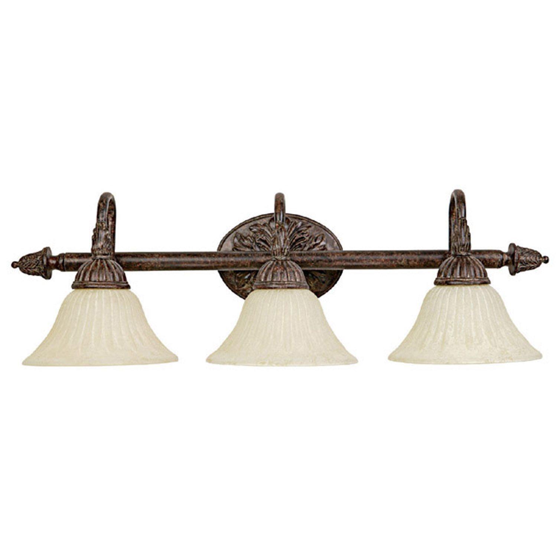 Capital lighting 1503 tortoise traditional bathroom for Traditional bathroom lighting fixtures