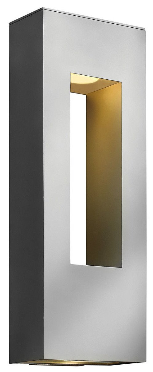 Hinkley Lighting 1649TT Atlantis Contemporary Outdoor Wall Sconce - Large HK-1649-TT