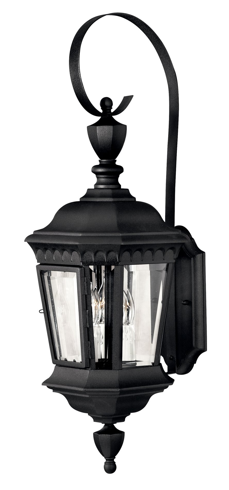 Hinkley Lighting 1704bk Camelot Traditional Outdoor Wall