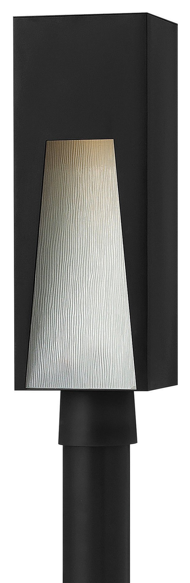 Hinkley lighting 1761sk led kube led modern contemporary for Contemporary outdoor post light fixtures