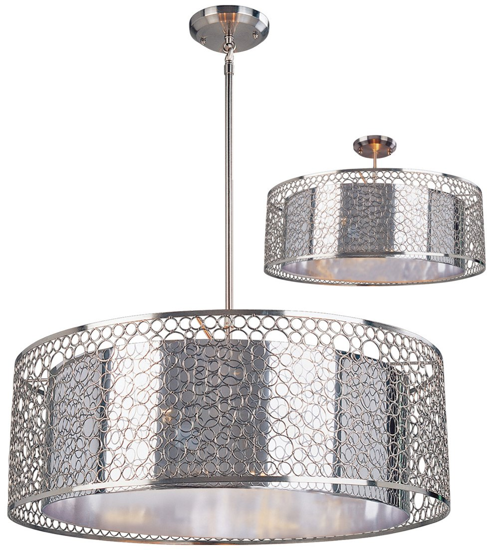 Z lite 185 26 saatchi modern contemporary pendant light for Modern chandelier lighting fixtures