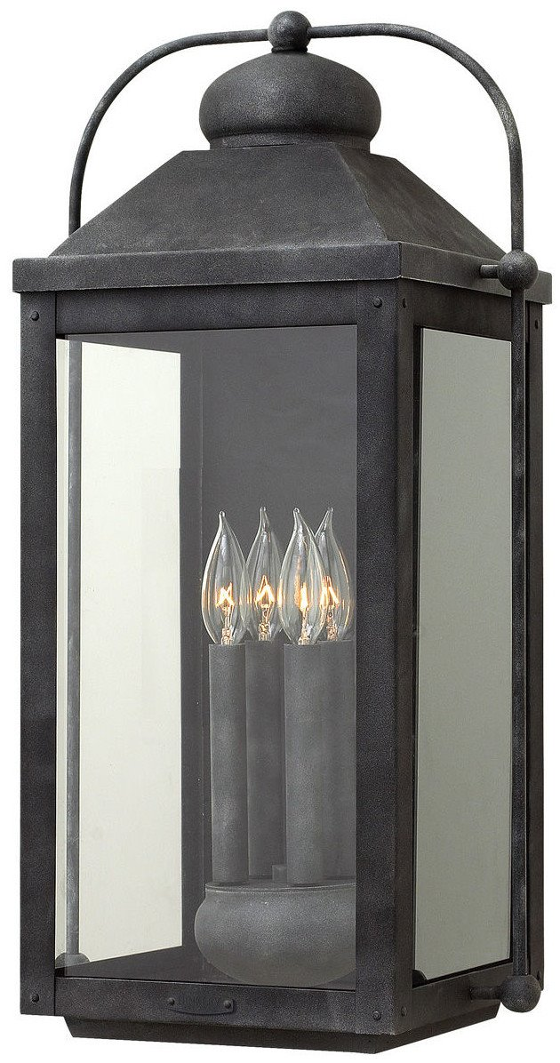 Hinkley Lighting 1858DZ Anchorage Traditional Outdoor Wall