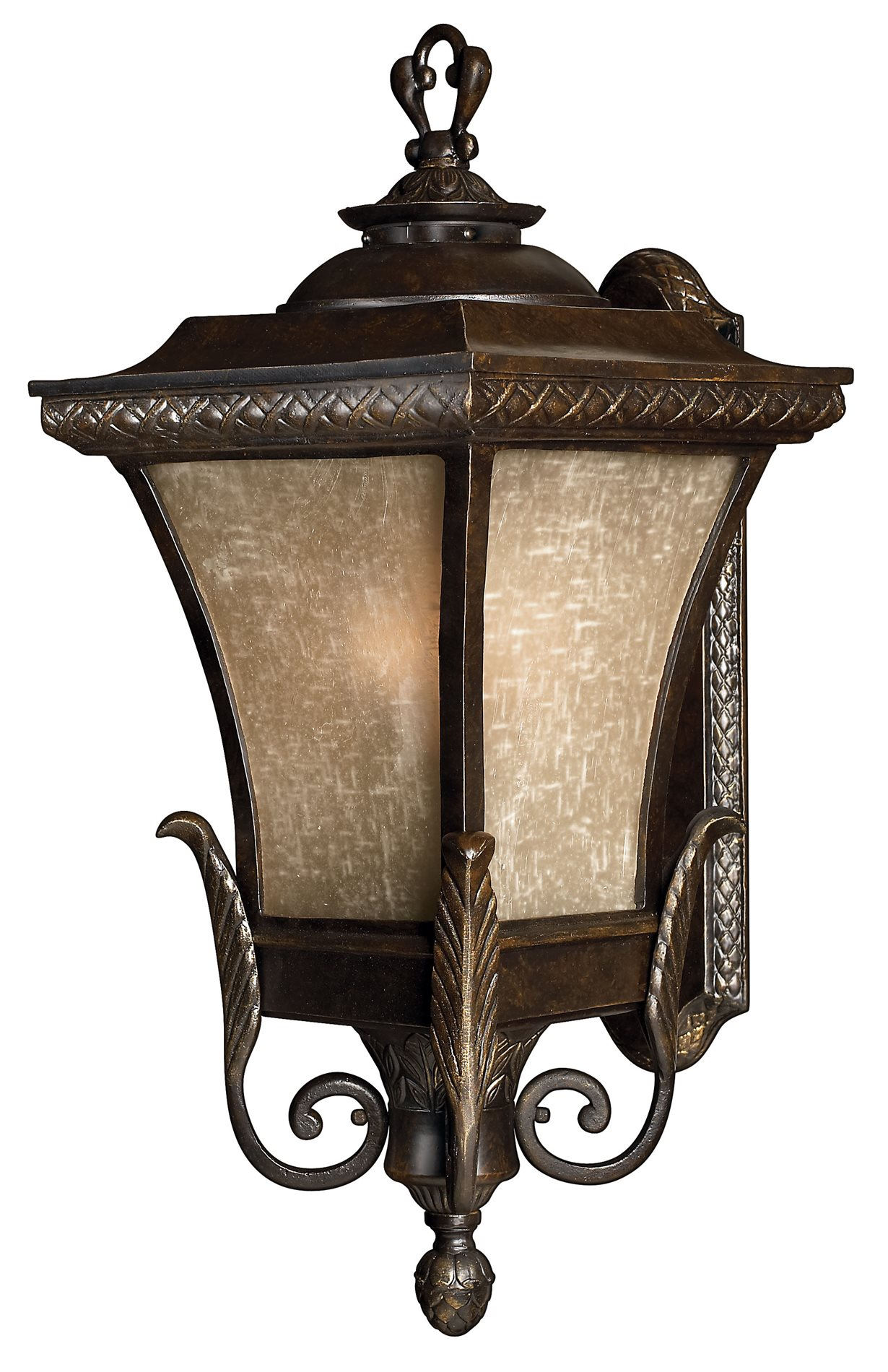 Hinkley lighting 1935rb brynmar traditional outdoor wall for Outdoor sconce lighting fixtures