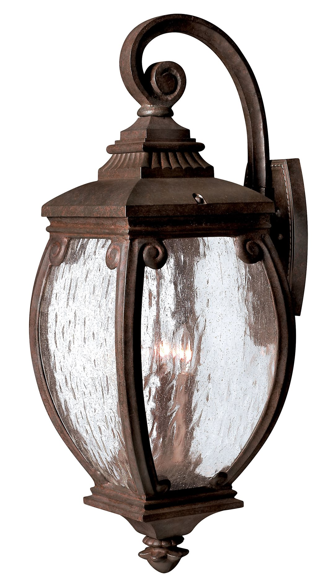 Hinkley Lighting 1944FZ Forum Traditional Outdoor Wall Sconce - Large HK-1944-FZ