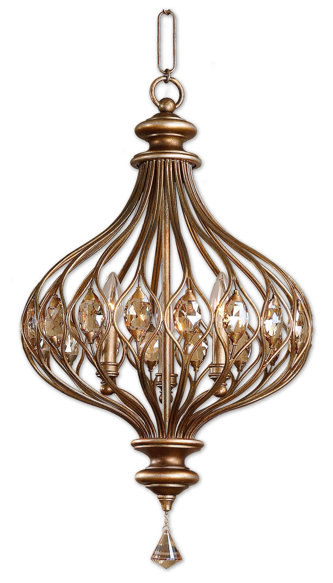 Uttermost 21966 Sabina Transitional Pendant Light Um 21966