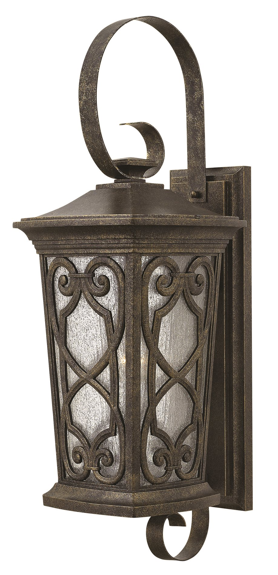 Hinkley Lighting 2278AM Enzo Traditional Outdoor Wall Sconce HK-2278AM