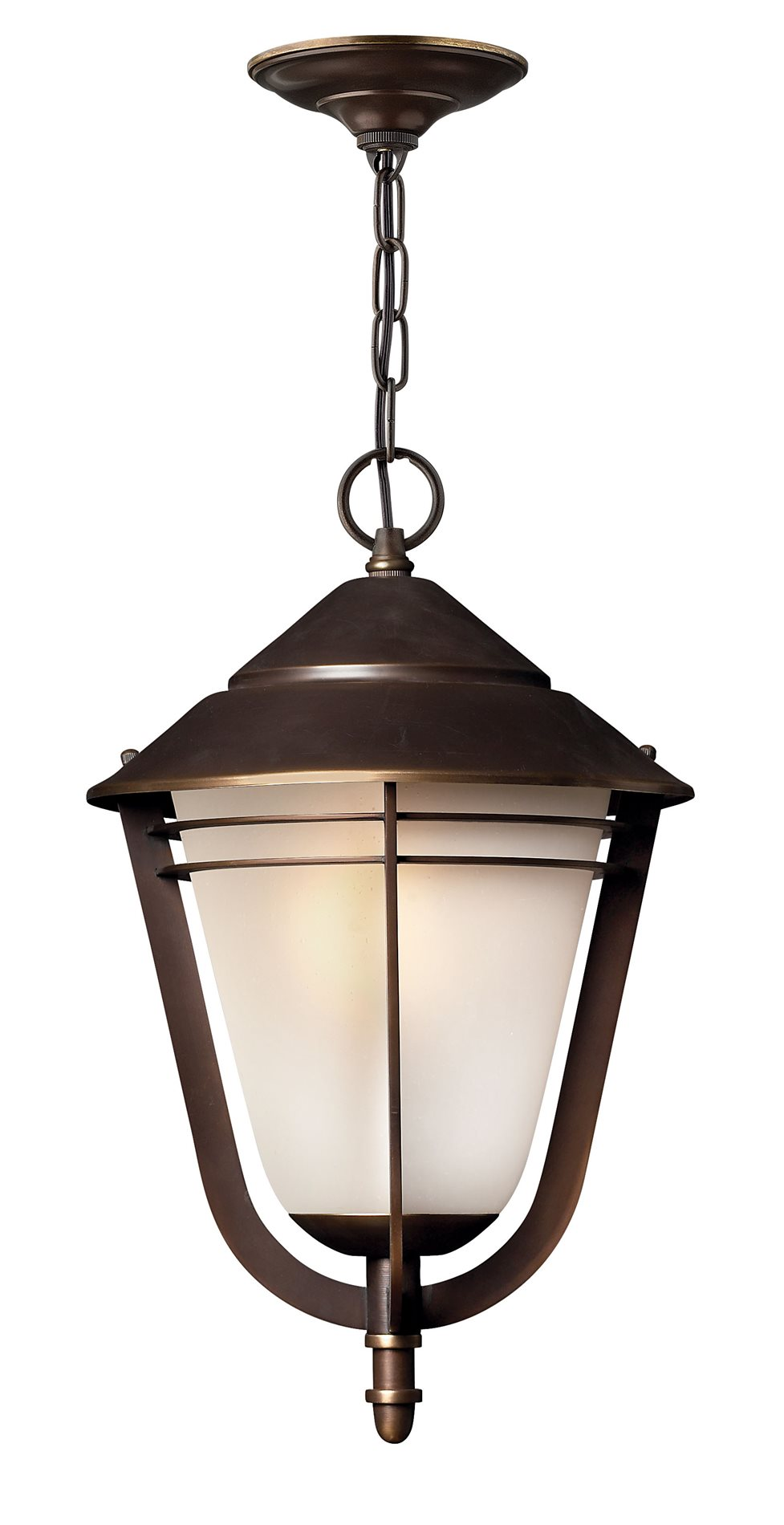 Aurora Transitional Outdoor Hanging Light