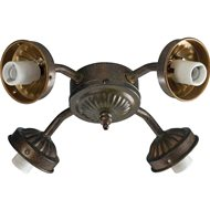 Quorum International Ceiling Fan Light Kits