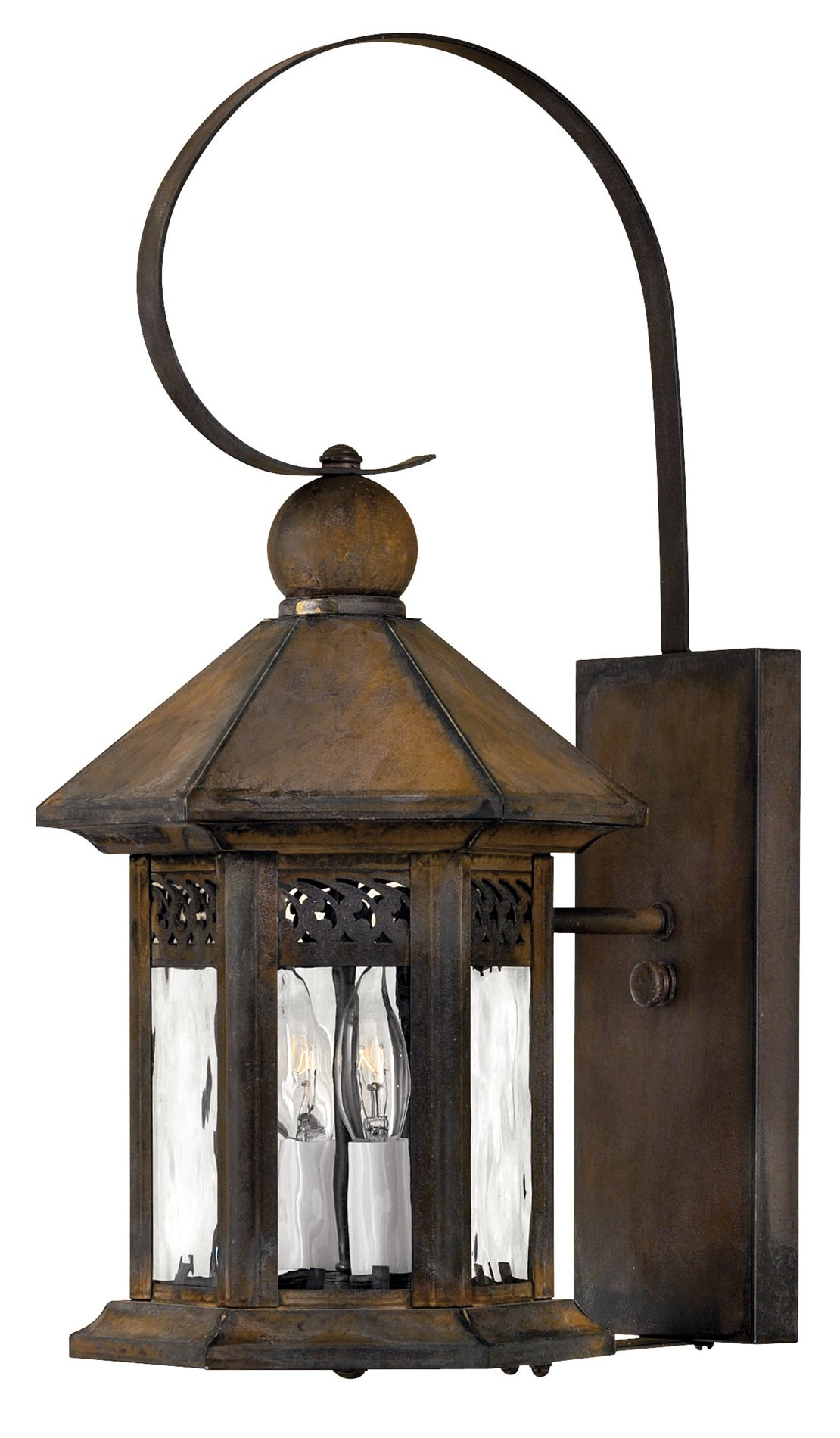 Hinkley Lighting 2990sn Westwinds Traditional Outdoor Wall Sconce Small Hk 2990 Sn