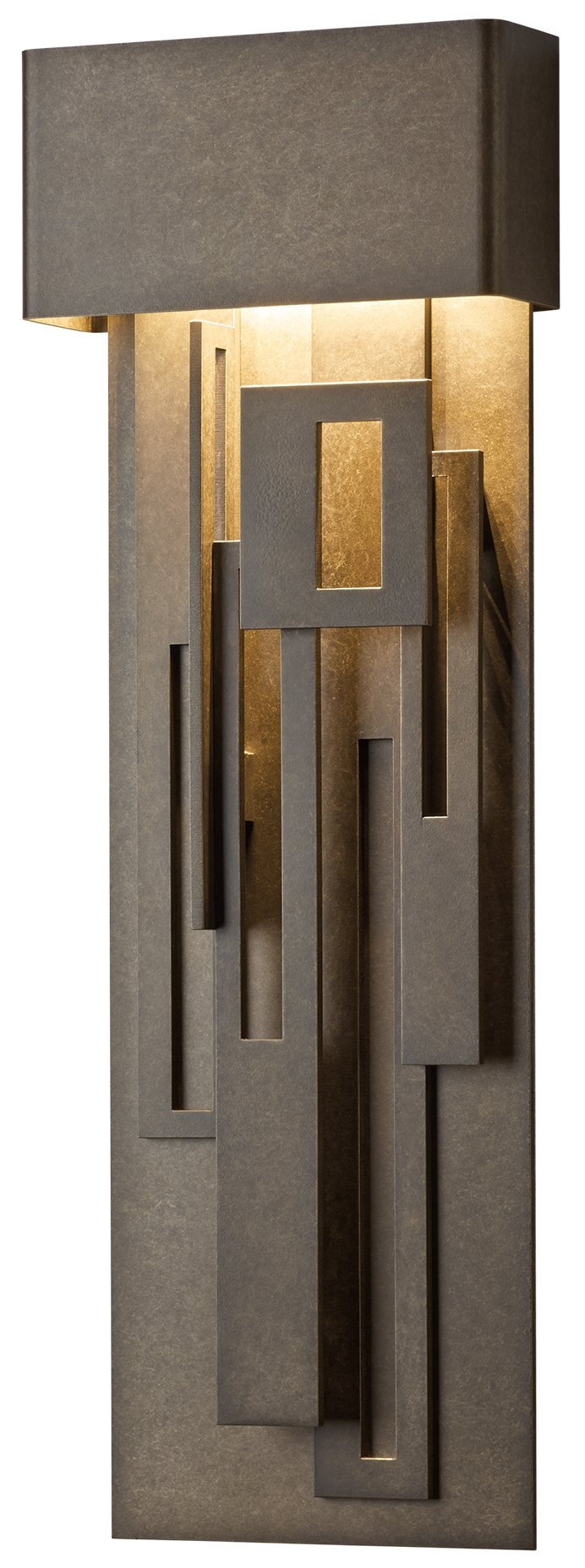 Hubbardton Forge 302523 Collage LED Modern / Contemporary Outdoor Wall Sconce - Large HF-302523