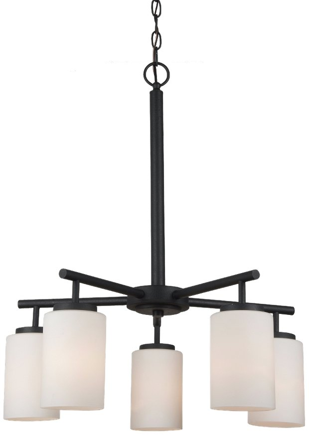 Sea Gull Lighting 31161 839 Oslo Modern Contemporary Chandelier SG 31161 839