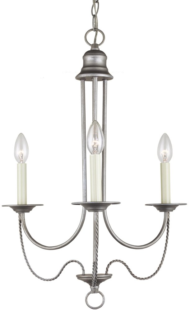 Sea Gull Lighting 31290 57 Plymouth Traditional Chandelier