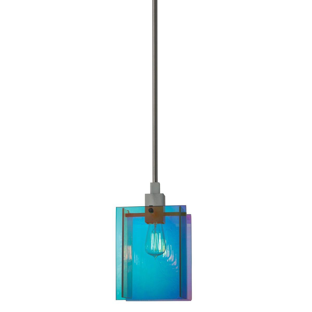 Sonneman lighting 3171 dichroix contemporary pendant light for Sonneman lighting