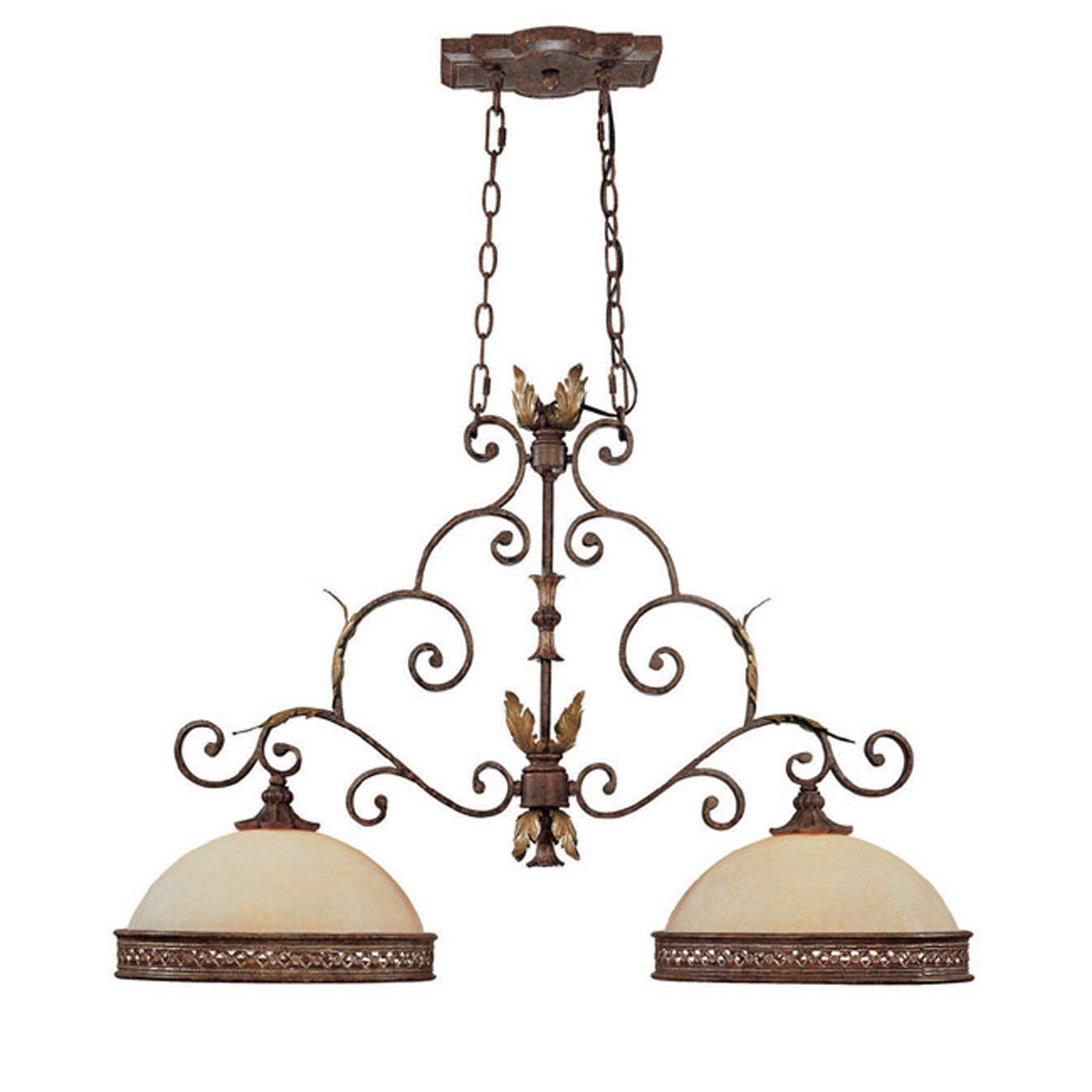 Capital lighting 3547ds grandview traditional kitchen for Traditional kitchen pendant lights
