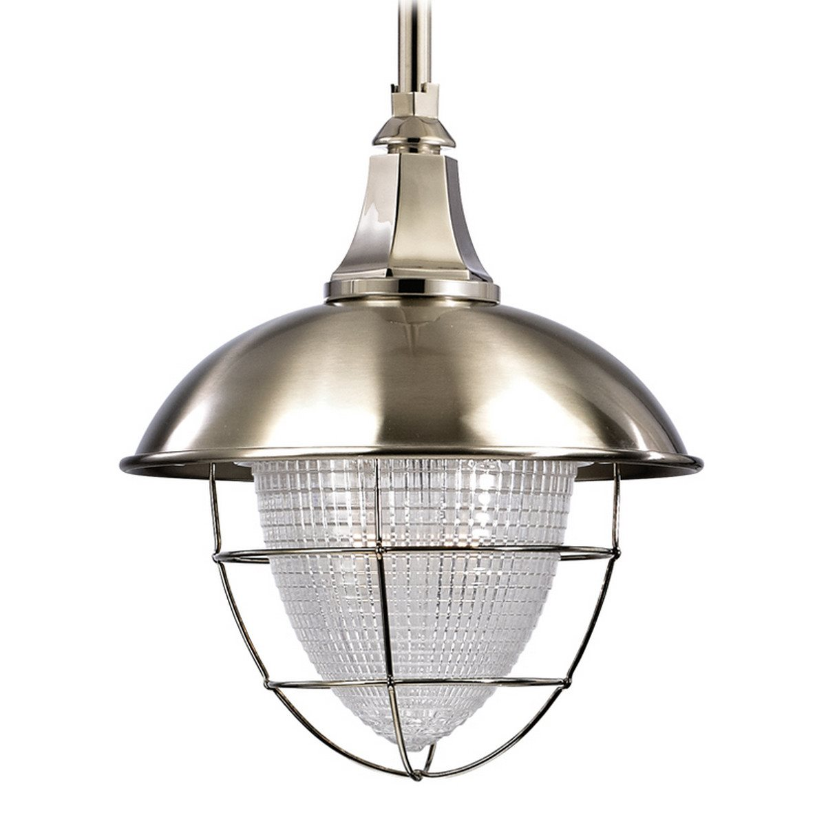 hudson valley lighting 3812 sn keene transitional pendant