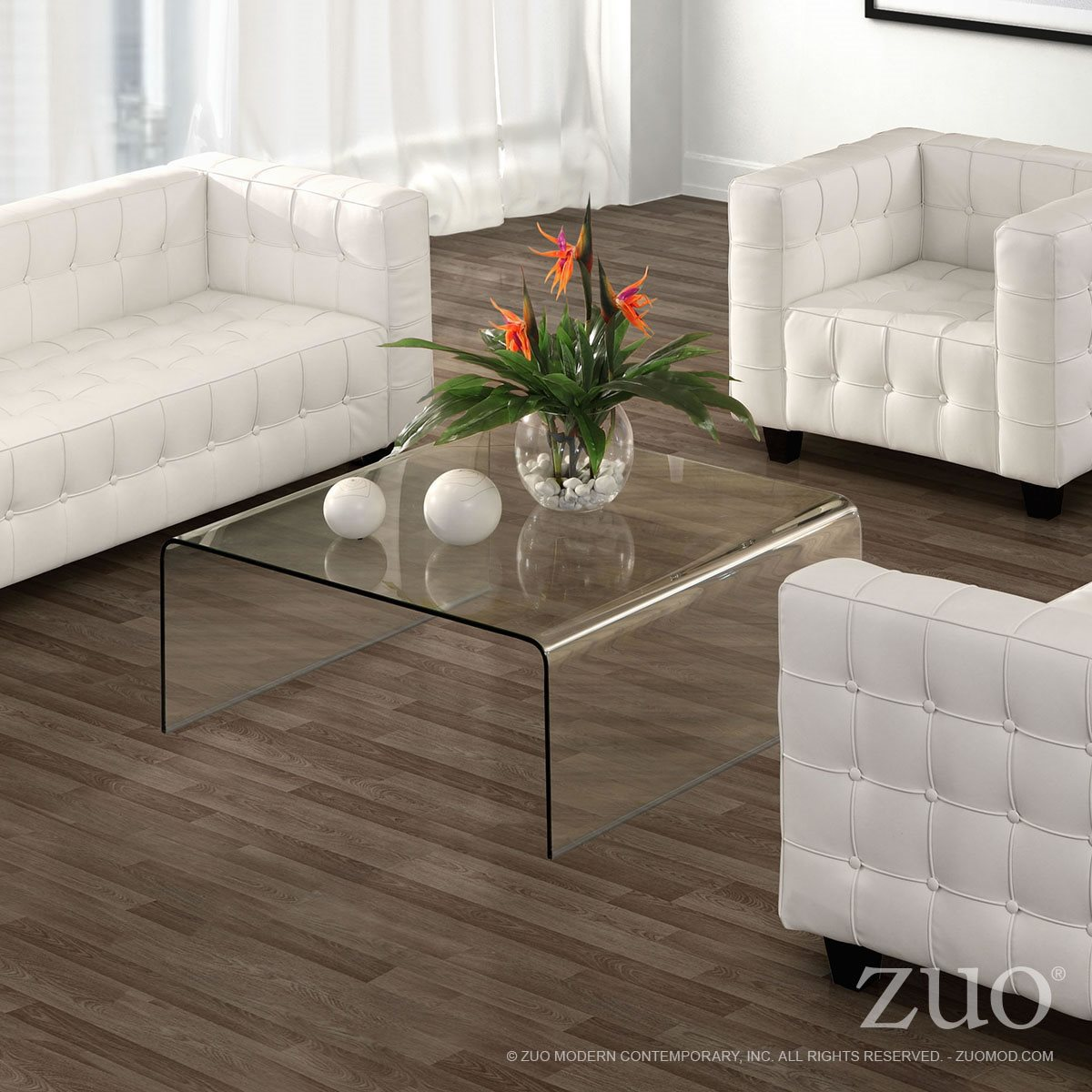 Zuo Modern 404119 Sojourn Modern Coffee Table Zm 404119