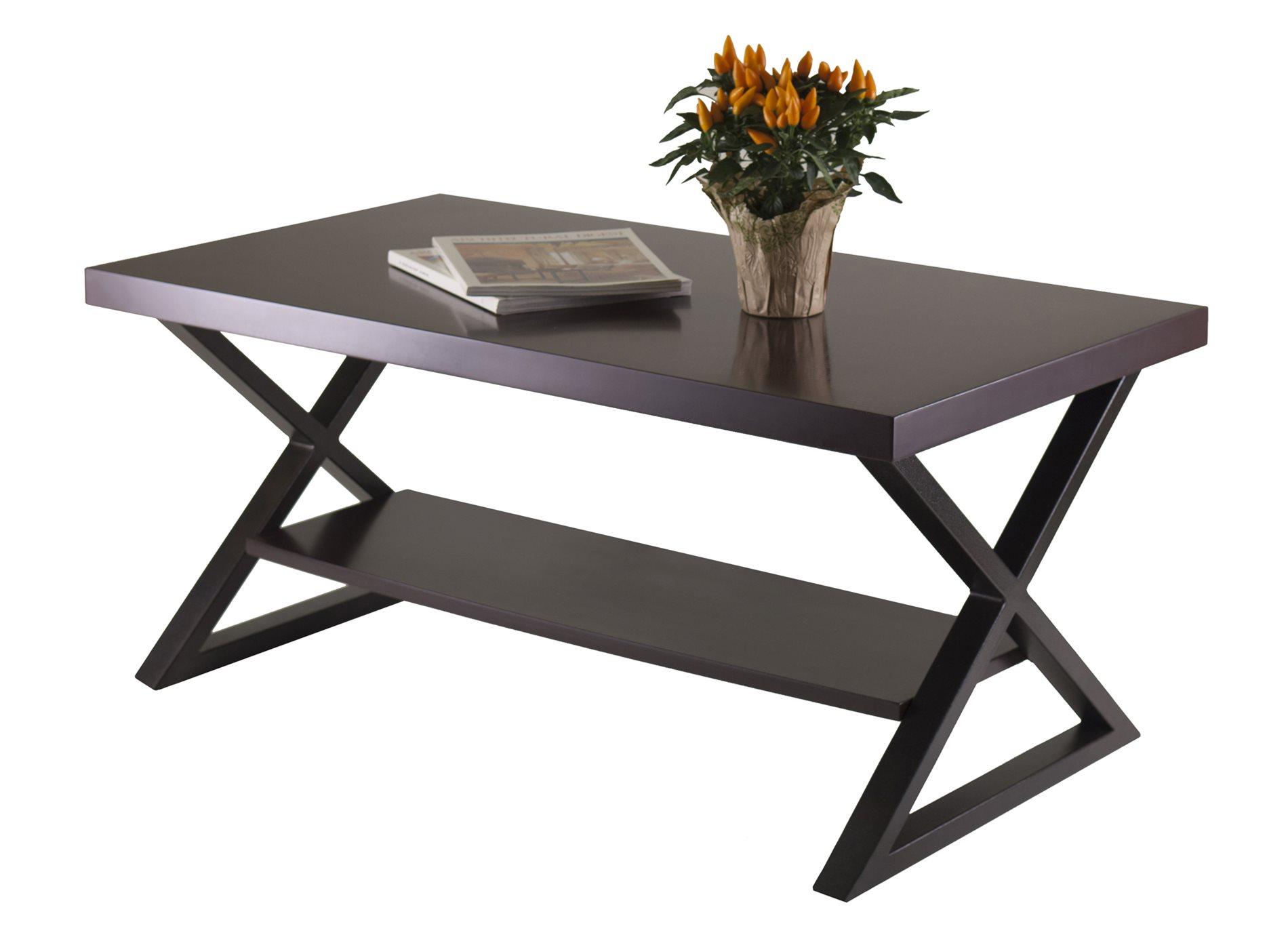 Winsome Wood 40439 Korsa Coffee Table Winw 40439