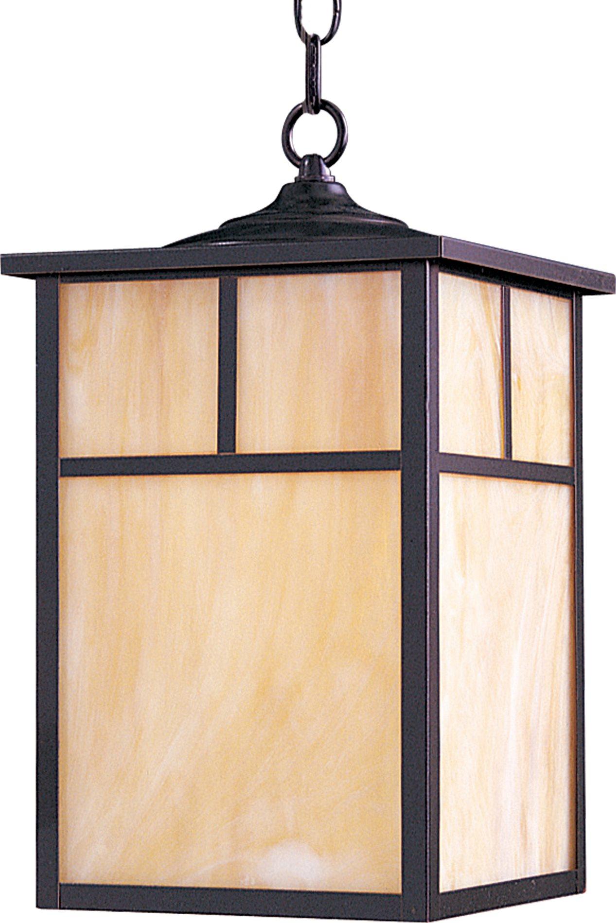 Maxim Lighting 4058HOBU Craftsman Transitional Outdoor