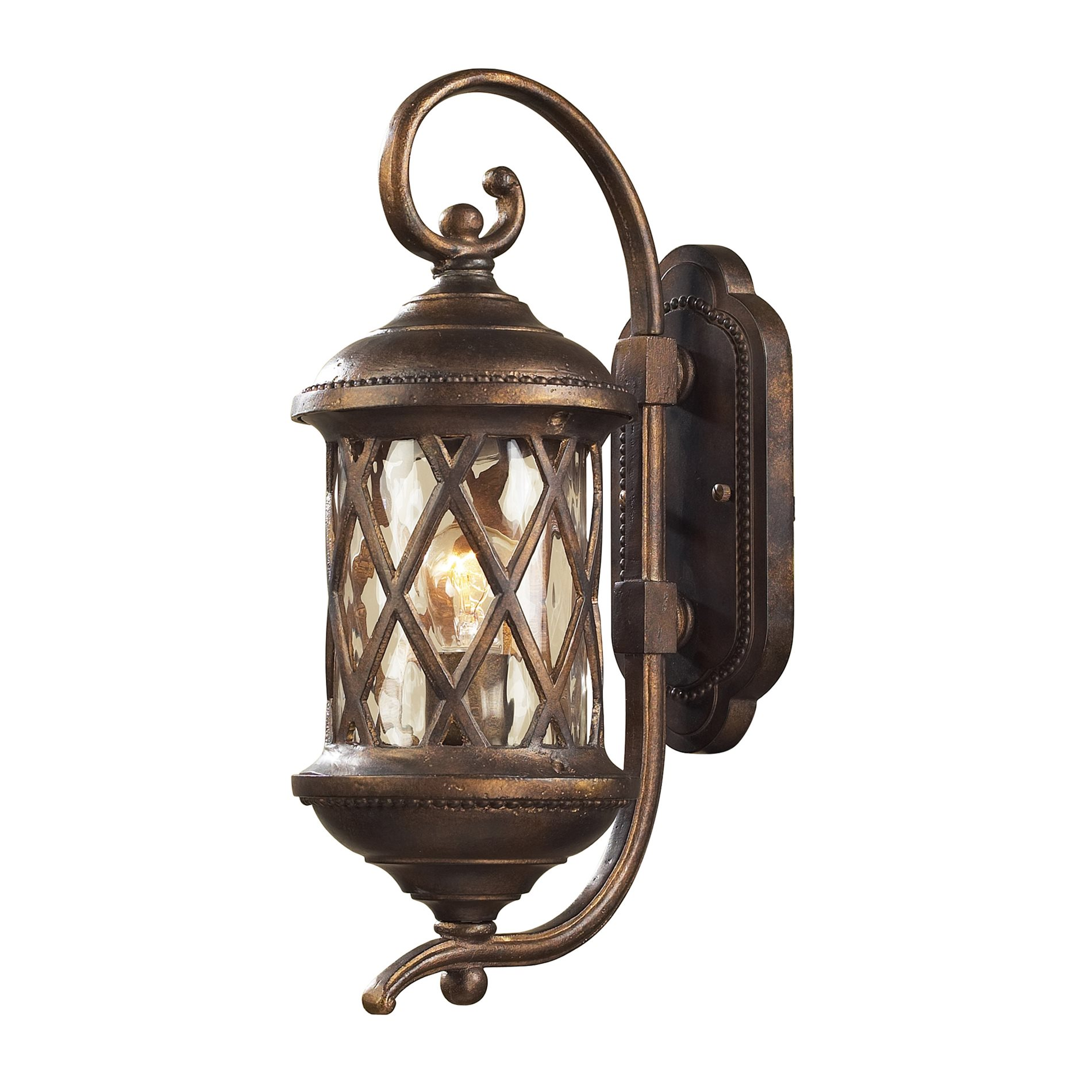 Elk Lighting Fans: Elk Lighting 42030/1 Barrington Gate Transitional Outdoor