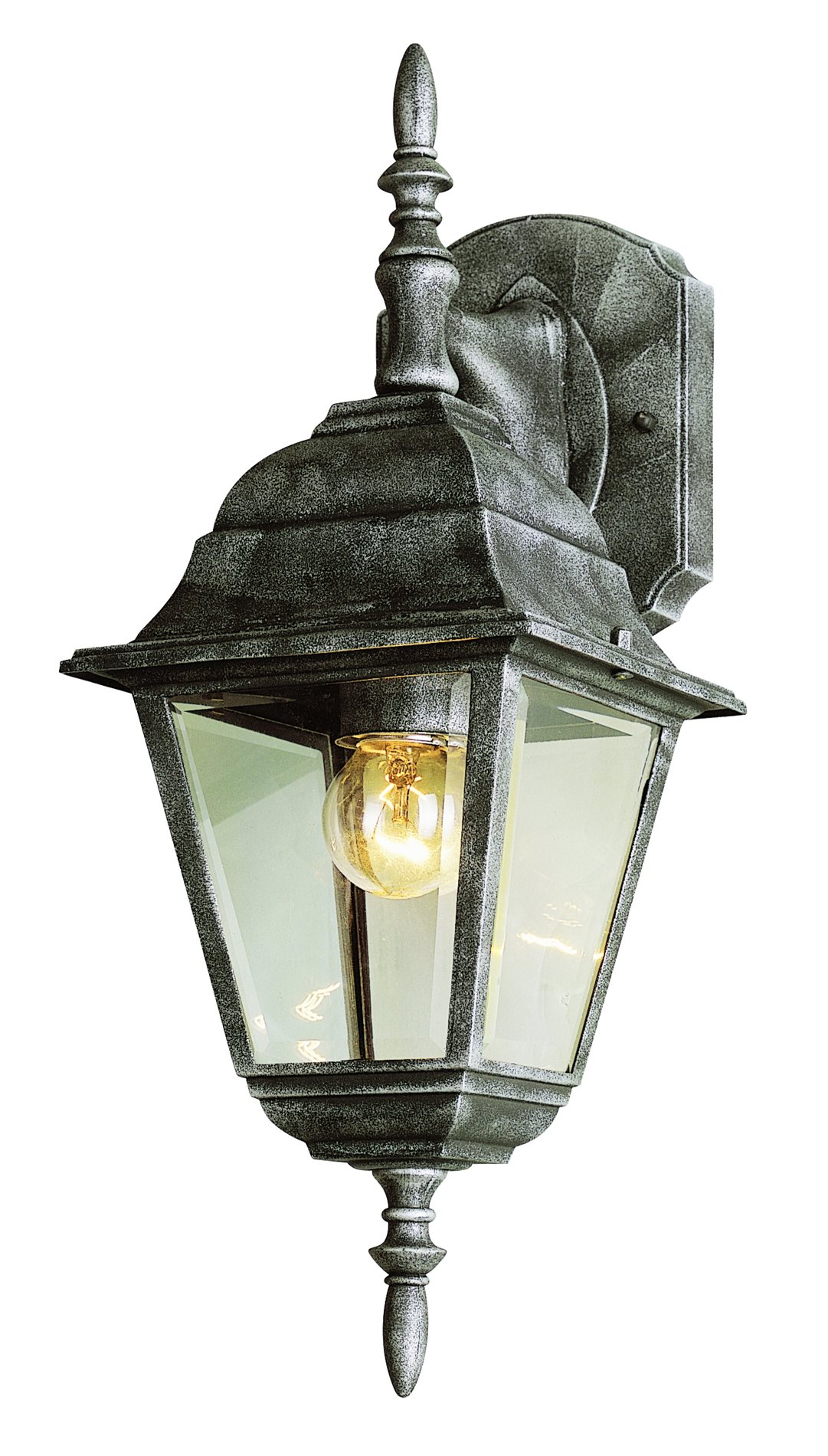 Transitional Outdoor Wall Lights : Trans Globe Lighting 4411 Transitional Outdoor Wall Sconce TG-4411