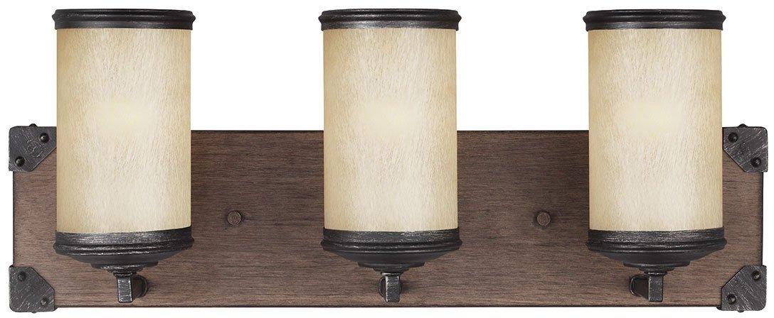 Sea Gull Lighting 4413303BLE 846 Dunning 13W CFL Modern Contemporary Bathro