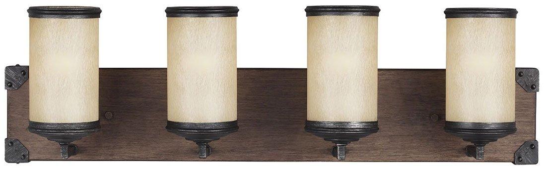 Sea Gull Lighting 4413304BLE 846 Dunning 13W CFL Modern Contemporary Bathro