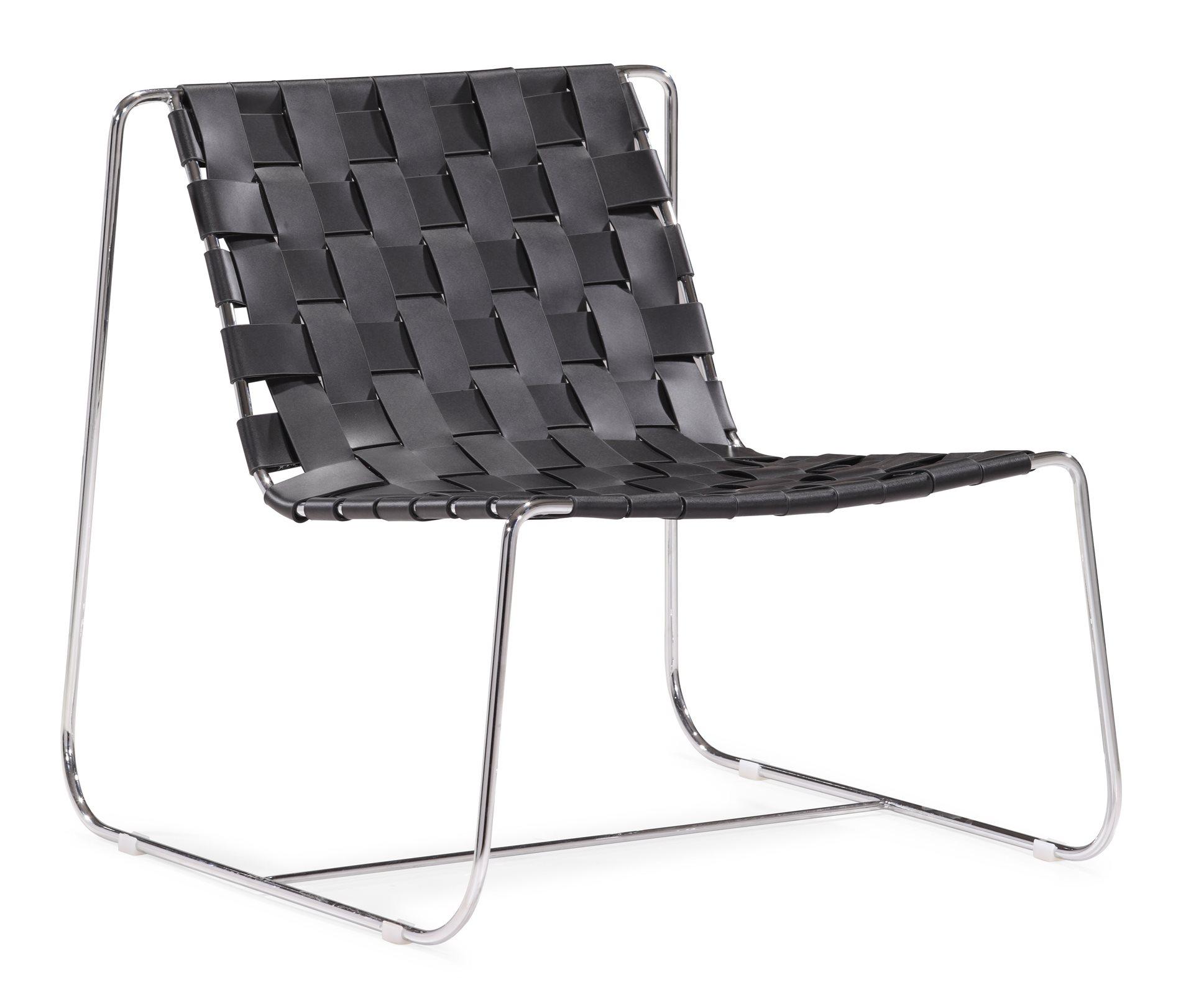 Woven Park Modern Lounge Chair