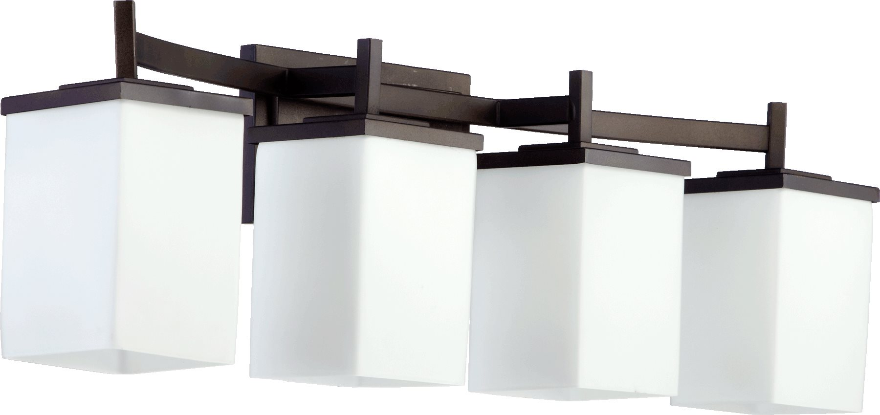 Delta Bathroom Vanity Lights : Delta Modern / Contemporary Bathroom / Vanity Light - XRQ-68-4-4805