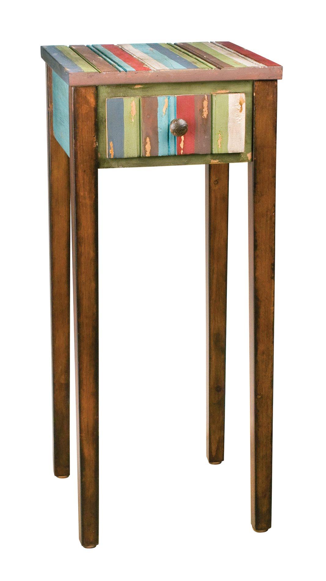 sterling industries 51 3080 ribbon night stand sti 51 3080. Black Bedroom Furniture Sets. Home Design Ideas
