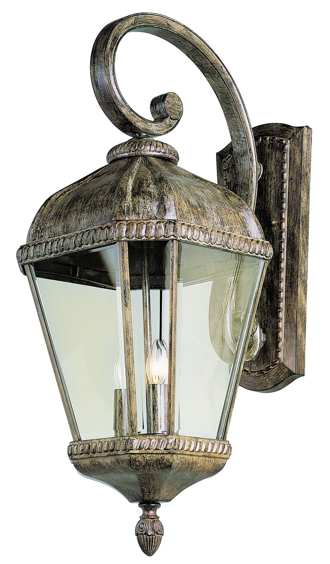 Trans Globe Lighting 5151 Brt Traditional Outdoor Wall