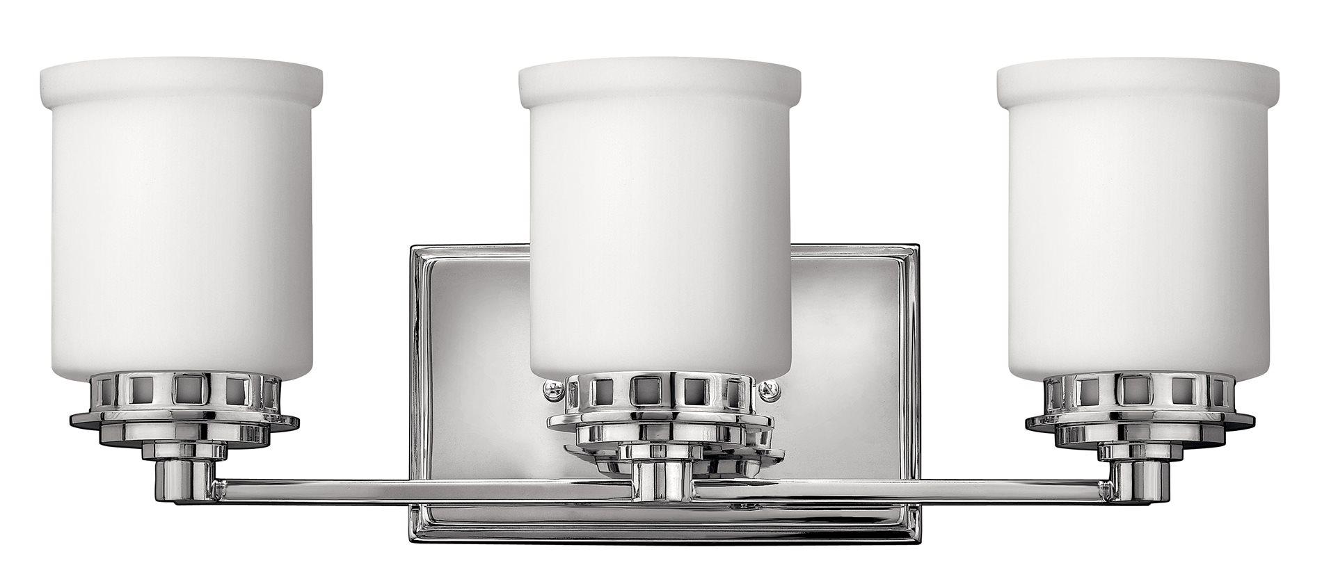 Hinkley Lighting 5193cm Ashley Transitional Bathroom Vanity Light Hk 5193 Cm