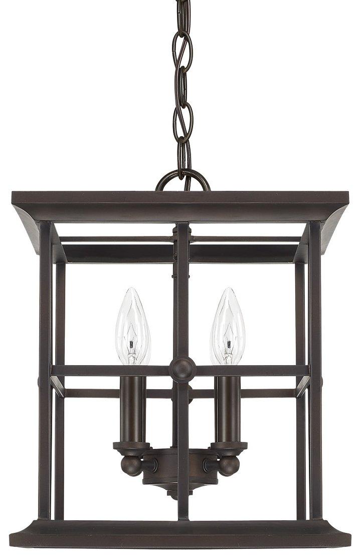 Traditional Foyer Lighting : Capital lighting ob westport traditional foyer light