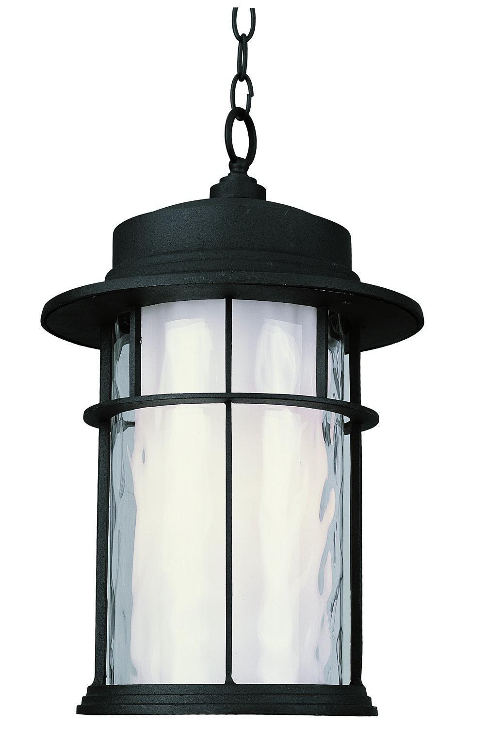 trans globe lighting 5295 bk craftsman transitional. Black Bedroom Furniture Sets. Home Design Ideas