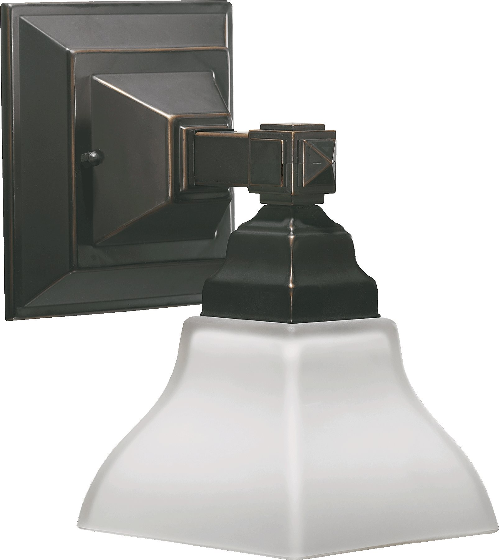 Craftsman Wall Sconce With Switch : Quorum Lighting 5420-1 Craftsman Transitional Wall Sconce QR-5420-1
