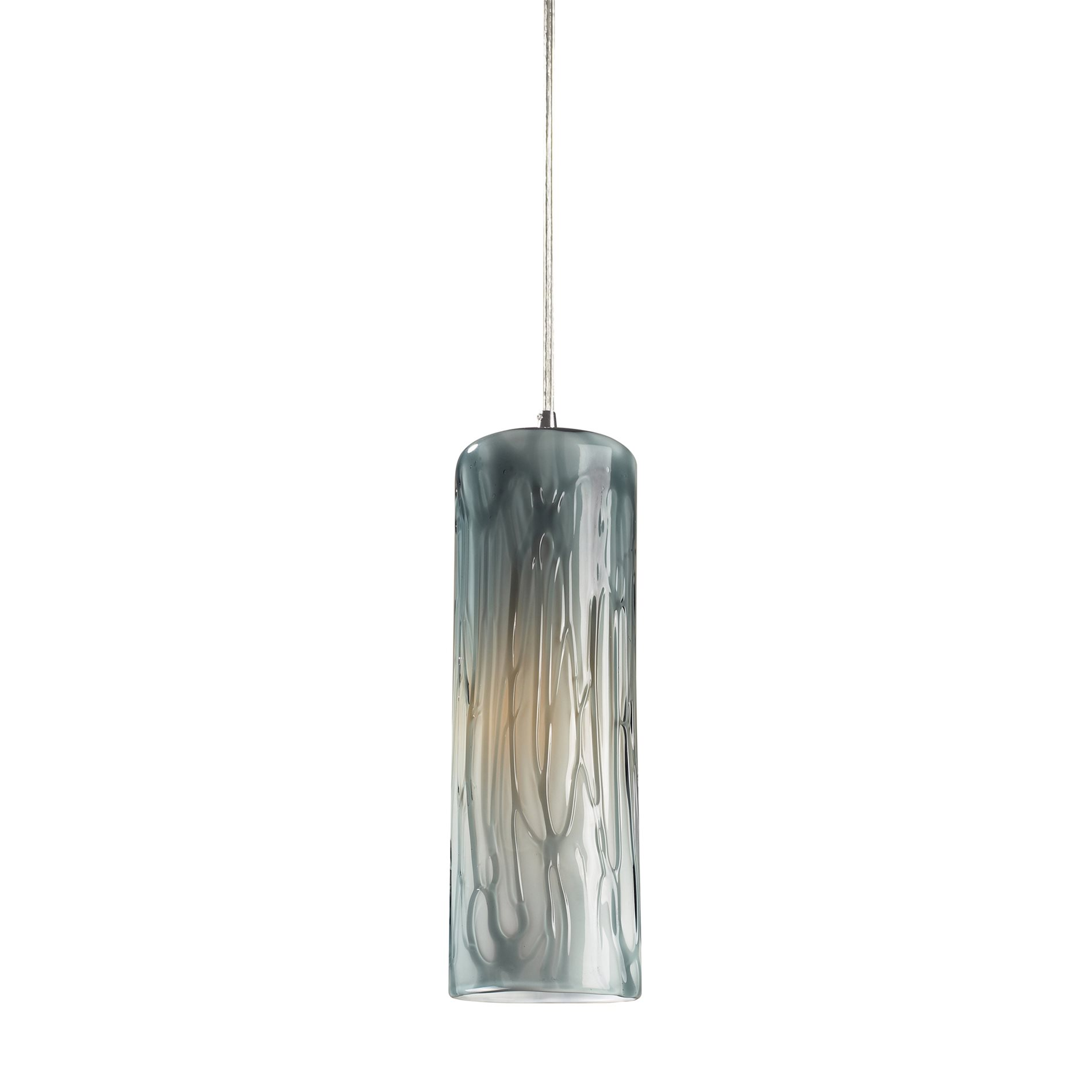Elk lighting 551 1 maple modern contemporary mini for Mini pendant lights