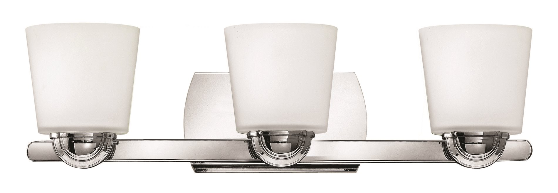 Bathroom Vanity Lights Clearance : Hinkley Lighting 55213CM Kylie Transitional Bathroom / Vanity Light HK-55213CM
