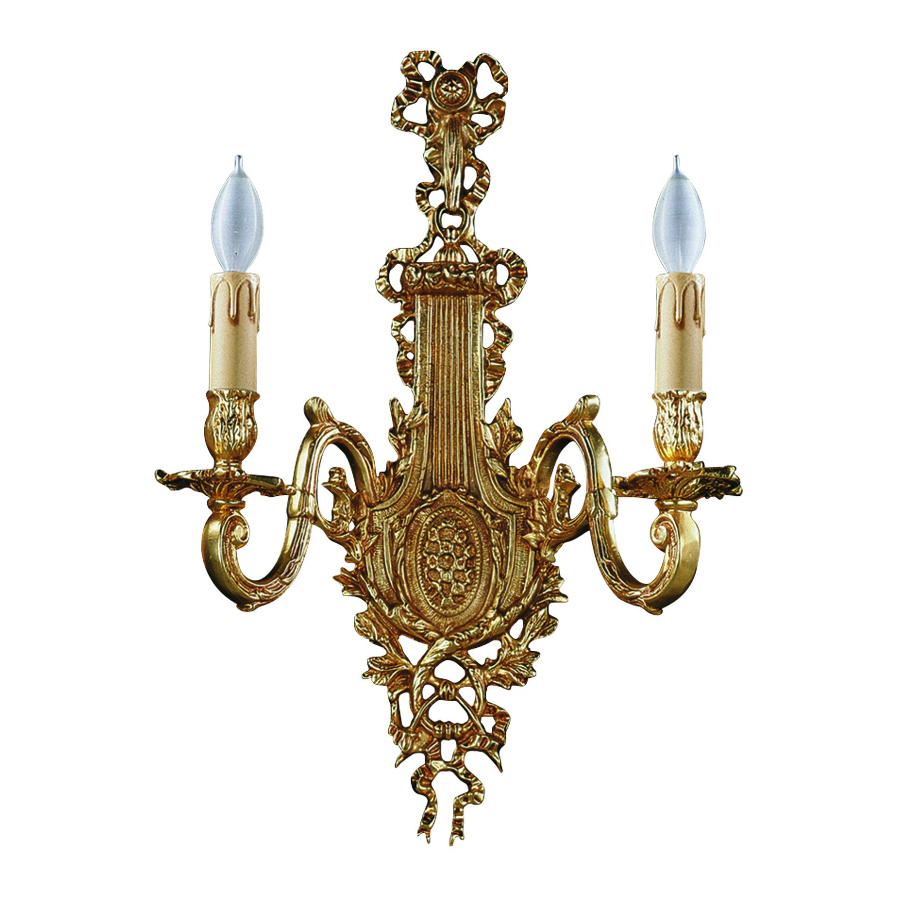 Cyan Design 5926-2-73 Traditional Wall Sconce CN-5926-2-73