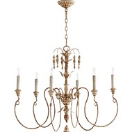 Quorum Lighting Chandeliers