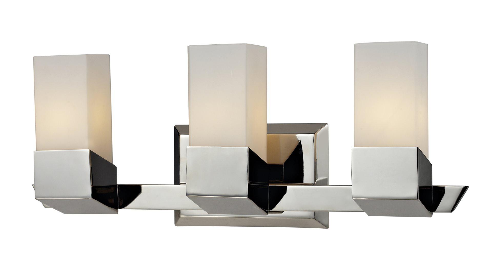 Z Lite 607 3v Zen Bathroom Light Zli 607 3v